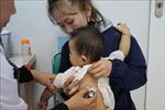 Nắng nóng kéo dài, trẻ em và người già mắc các bệnh hô hấp, tiêu hóa gia tăng