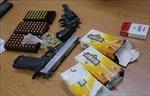 Bắt đối tượng vận chuyển súng, đạn quân dụng từ nước ngoài về Việt Nam