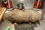 Vô hiệu hóa một quả bom sót lại từ Chiến tranh Thế giới thứ 2