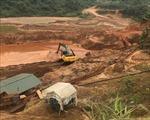 Công ty khai khoáng 'biến' ruộng lúa thành đồng hoang