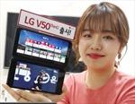 Doanh số của tân binh LG V50 đạt kết quả khả quan ngoài mong đợi