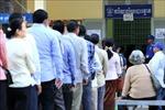 Hơn 99% cử tri Campuchia tham gia bầu cử Hội đồng thủ đô, tỉnh, thành phố quận, huyện khóa III