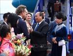 Thủ tướng Nguyễn Xuân Phúc bắt đầu thăm chính thức Vương quốc Thụy Điển