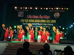Liên hoan Âm nhạc khu vực Đồng bằng sông Cửu Long sắp diễn ra tại Cà Mau