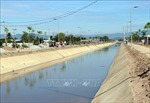 Khánh thành công trình mở rộng và kiên cố hóa kênh cầu Ngòi