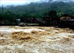 Mưa lũ, sét đánh gây thiệt hại tại Điện Biên