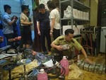 Phát hiện nhiều cơ sở kinh doanh 'bóng cười'trên địa bàn quận Hoàn Kiếm