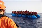 Giải cứu 330 người di cư ở ngoài khơiThổ Nhĩ Kỳ, Libya