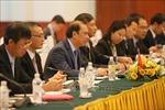 Khai mạc cuộc họp SOM Ủy ban Hỗn hợp lần thứ 17 Việt Nam - Campuchia