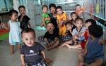 Mái ấm Tín Thác - Vòng tay yêu thương che chở những đứa trẻ bị bỏ rơi