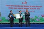 Phó Thủ tướng dự lễ Công bố quyết định TP Tân An đạt đô thị loại II