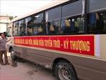 Quảng Ninh: Khai trương tuyến xe buýt chở giáo viên ở hai xã vùng cao