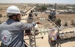Israel cắt điện cung cấp cho người Palestine tại Bờ Tây