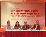 Tạoliên kết đa ngành để phát triển sản phẩm mỹ thuật ứng dụng ở Việt Nam