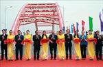 Thủ tướng Nguyễn Xuân Phúc dự Lễ thông xe kỹ thuật cầu Hoàng Văn Thụ