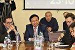 Việt Nam ủng hộ việc tăng cường quan hệ hợp tác Nga - ASEAN