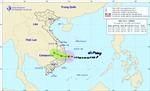 Bão số 6 suy yếu sau khi vào vùng biển gần bờ các tỉnh từ Bình Định đến Khánh Hoà