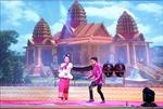 Bế mạc Hội diễn nghệ thuật quần chúng và trình diễn trang phục dân tộc Khmer