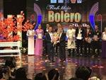 Chung kết cuộc thi 'Tình khúc Bolero' lần thứ nhất tại Hải Dương