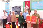 Bí thư Thành ủy TP Hồ Chí Minh dự Ngày hội đại đoàn kết toàn dân tộc tại Bến Tre
