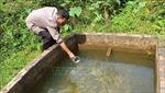 Ba công trình nước sinh hoạt cho địa phương vùng 3 'đắp chiếu'