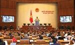Kỳ họp thứ 8, Quốc hội khóa XIV: Thông cáo báo chí số 23