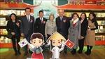 Khai trương gian hàng sách Việt Nam đầu tiên tại Hàn Quốc