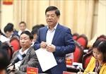 Giám đốc Công an Hà Nội trả lời chất vấn về phòng chống tội phạm đặc biệt nghiêm trọng