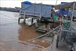 Cà Mau: Trên 100km bờ sông,bờ biển bị sạt lở ở mức nguy hiểm