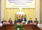 Công bố Lệnh của Chủ tịch nước về 11 luật, bộ luật vừa được Quốc hội thông qua