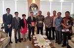 Việt Nam - Indonesia thúc đẩy hợp tác trong lĩnh vực biển và nghề cá