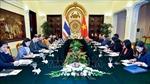 Tham khảo Chính trị thường niên cấp Thứ trưởng Ngoại giao Việt Nam -Thái Lan lần thứ 7