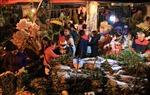 Chợ hoa Quảng Bá nhộn nhịp đêm cuối năm
