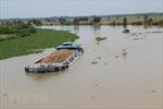 Độ mặn trên các sông Nam Bộ sẽ đạt mức cao nhất vào ngày 23-25/2