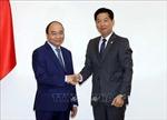Thủ tướng Nguyễn Xuân Phúc: Tạo điều kiện tốt hơn nữa cho nhà đầu tư nước ngoài