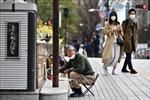 Giới chức thủ đô Nhật Bản khẳng định chưa thể lạc quan dù số ca mắc COVID-19 giảm đáng kể