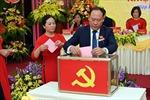 Quảng Ninh hoàn thành đại hội chi bộ trực thuộc đảng bộ cơ sở