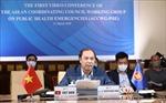 ASEAN thúc đẩy phối hợp ứng phó với diễn biến phức tạp của dịch COVID-19