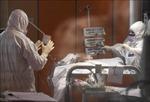 Các ca nhiễm virus SARS-CoV-2 vẫn tăng mạnh tại châu Âu