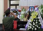 Thăng cấp bậc hàm đối với hai cán bộ, chiến sĩ công an ở Đà Nẵng hi sinh