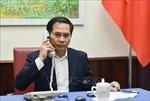 Việt Nam và các đối tác chia sẻ kinh nghiệm, đề xuất biện pháp chống dịch COVID-19