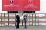 Lào đánh giá cao sự hỗ trợ của Việt Nam trong phòng, chống dịch COVID-19