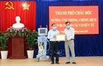 An Giang trao tặng gói thiết bị y tế trị giá 30 tỷ đồng cho các bệnh viên tuyến đầu chống dịch COVID-19