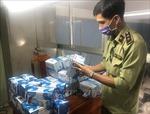 Xử lý nghiêm việc buôn lậu, vận chuyển trái phép mặt hàng chống dịch và thiết yếu