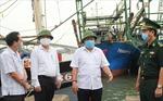 Quảng Trị tăng cường phòng, chống dịch COVID-19 ở biên giới và trên biển