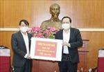 Thông tấn xã Việt Nam chung tay ủng hộ phòng, chống dịch COVID-19