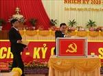 Bình Phước: Ông Lê Trường Sơn tái đắc cử Bí thư Huyện ủy Lộc Ninh