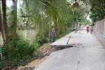 Khắc phục điểm sụt lún tại huyện Châu Thành A, Hậu Giang