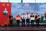 Châu Thành là huyện nông thôn mới đầu tiên của tỉnh Long An