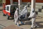 Ấn Độ có số ca bệnh COVID-19 nhiều thứ 7 trên thế giới